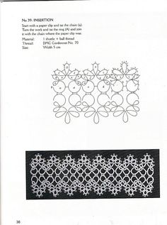 Gallery.ru / Фото #37 - The DMC Book of Charted Tatting Designs - mula