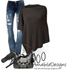 """""""Casual Errand Running in CO"""" by amabiledesigns on Polyvore"""