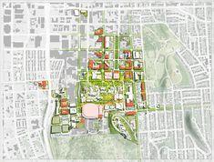 Syracuse University Campus Framework – Sasaki