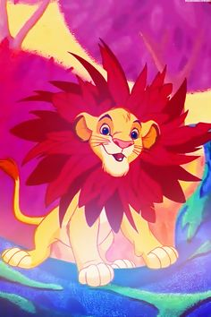 """""""And I Just Can't Wait To Be King!""""-The Lion King Simba"""