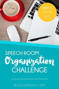 Organizing Speech Th
