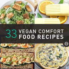 Vegan Comfort Food Recipes #recipe #vegan