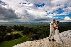 Mayan Wedding Xunantunich – Cayo, Belize. Jose Luis Zapata Photography   Destination Wedding