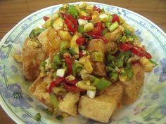 炸豆腐食譜、作法   Hank Chung的多多開伙食譜分享
