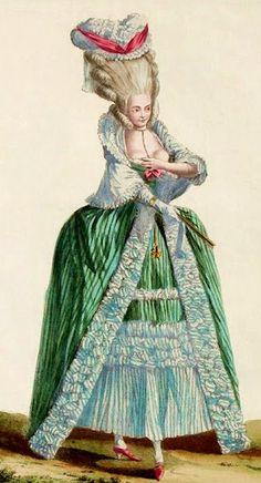 pre-victorian women