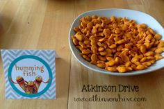 Lorax Party Food | Humming Fish