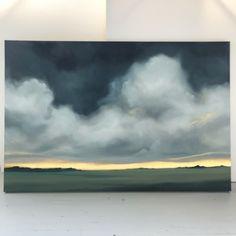 "Allie Dattilio, accepting commissions 24""x30"" Landscape Artwork, Abstract Landscape Painting, Arte Popular, Art Oil, Painting Inspiration, Art Photography, Canvas Art, Edouard Vuillard, Malcolm Liepke"