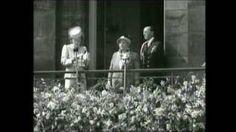 Abdicatie Koningin Wilhelmina, via YouTube.