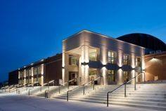The Goggin Ice Center - Miami University aka my home for 4 of the best years of my life