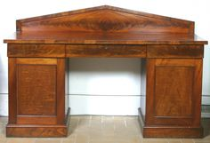 Sideboard - c.1845 | Simpson's Antiques