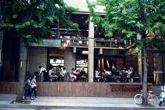 So smitten with Coffee Smith's concept. At Hongdae! #cafe #korea #hongdae