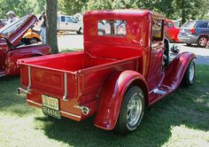 1930 Ford Model A Pickup Truck Street Rod