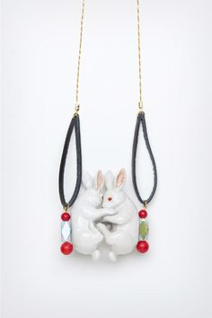 How could we resist this bunny chain? #ANDRESGALLARDO