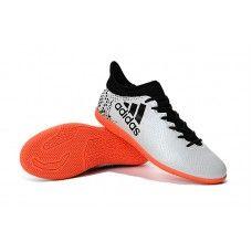 new arrivals 4de19 7a8e4 Adidas X 16.3 IC Branco-Preto-Vermelho sapatos de futebol baratos Cheap  Football Shoes