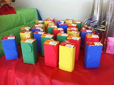 No Rest for the Creative: Leah's Lego Themed 3rd Birthday Party