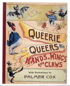Queerie Queers got to love both the title and the illustrations