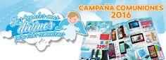 Infowork activa su Campaña de Comuniones 2016