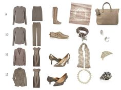 Not so crazy eights: Taupe | The Vivienne Files
