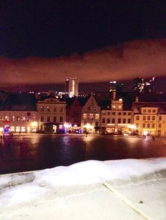 View from the apartment - Tallinn
