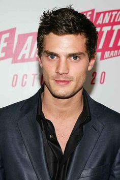 Jamie Dornan are his eyes even real life?