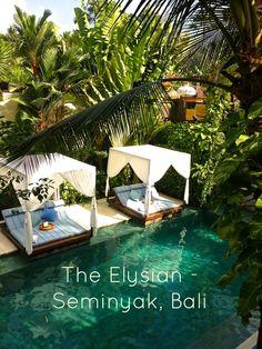 The Elysian Seminyak Title Pic