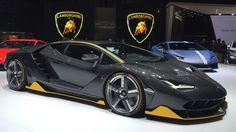 Lamborghini dealership