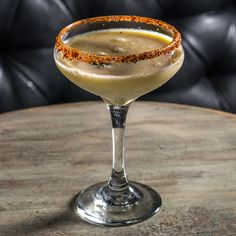 Yum Kaax - This corn and mezcal cocktail was named after the eponymous Mayan god of maize.
