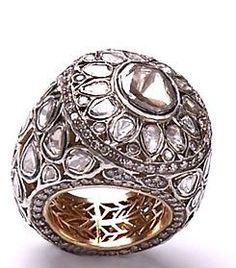 Diamond Victorian Jewellery Ring