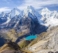 Cordillera Huayhuash By @moonmountainman by discoverearth