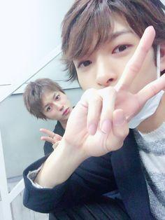 遊馬晃祐 (@ko_suke_asuma)   Twitter Love Stage, Stage Play, Haikyuu Live Action, Oikawa, Japanese Men, Guys And Girls, Pretty Boys, Persona, Twitter