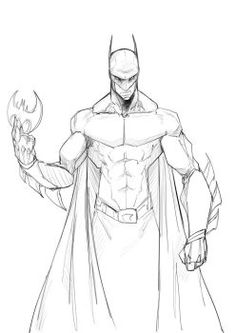 Batman warmup by Sketchydeez - Visit to grab an amazing super hero shirt now on sale!