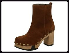 Camel Active Roots Boots in Braun Leder BootsStiefel