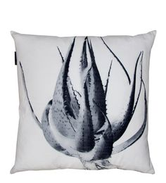 Aloe scatter cushion