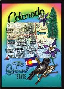 Colorado: boulder, denver, estes park, central city, cheyenne mountain zoo (colorado springs)