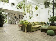 Un loft en vert à Londres - PLANETE DECO a homes world