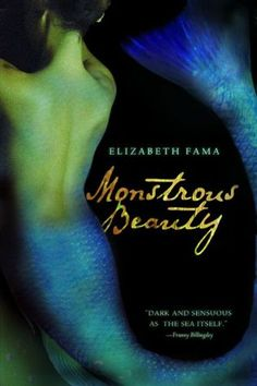 Monstrous Beauty - a much less happily ever after mermaid tail than Disney gave us ;) *another one for the list