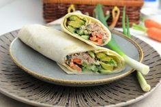 Tortilla cu ton - Retete culinare by Teo's Kitchen Lidl, Ratatouille, Fresh Rolls, Cheddar, Zucchini, Tacos, Mexican, Cooking, Ethnic Recipes