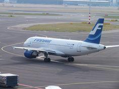Finnair Airbus A-319