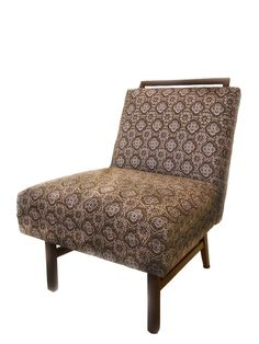 Meadow Latte Chair - HB Home