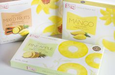 Confetti Dried Fruit on Packaging of the World - Creative Package Design Gallery