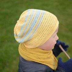 Crochet hat pattern slouchy beanie pattern instant download yellow slouchy hat for toddler crochet kids hat kids slouch hat crochet slouchy dt1010fo