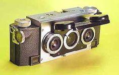 DrT's Stereo Realist Camera Repair