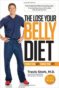 The Lose Your Belly Diet.  Travis Stork, M.D.  Book Review