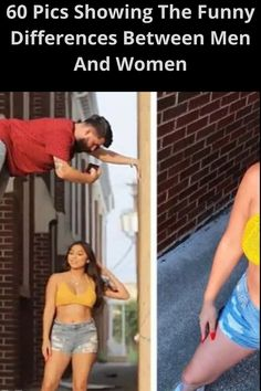 Men and women are different. We can fight it all we want but it's true. There are some things women are naturally better at and some things men are better at. We crossover all of the time, but these photos will remind you why you love being who you are.
