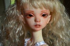 Custom BJD Doll Face Up / Body Blushing / by TicketyBooCreations