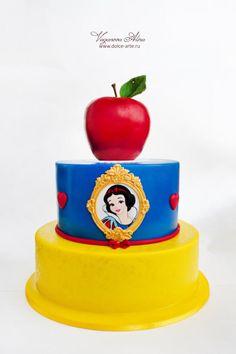 Snow White by Alina Vaganova