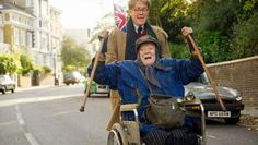 For #TheDigitalFix. Maggie Smith and Alex Jennings shine in his humorous adaptation of Alan Bennett's memoir. 8/10  http://film.thedigitalfix.com/content/id/78733/the-lady-in-the-van.html#ixzz3xGTgtunHimage