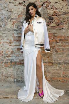 Όμορφα νυφικά φορέματα: HOUGHTON Duster Coat, Jackets, Fashion, Down Jackets, Moda, Fashion Styles, Fashion Illustrations, Jacket
