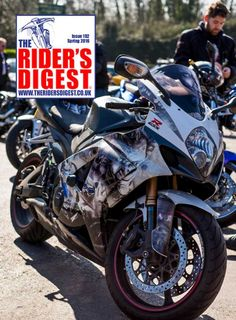 The Rider's Digest Archive Trd, Archive, Motorcycle, Bike, Motorbikes, Bicycle, Motorcycles, Bicycles, Choppers