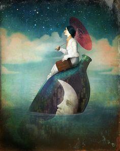 """""""Journey Around the World"""" by Christian Schloe"""